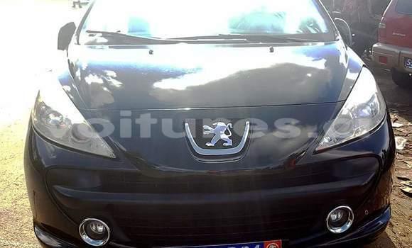 Acheter Occasion Voiture Peugeot 206 Noir à Abidjan, Abidjan