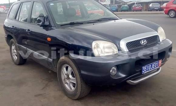 Acheter Occasion Voiture Hyundai Santa Fe Noir à Abidjan, Abidjan