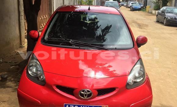 Acheter Occasion Voiture Toyota Aygo Rouge à Abidjan, Abidjan