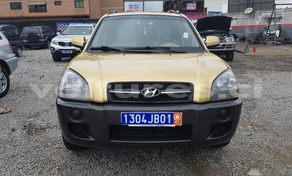 Acheter Occasion Voiture Hyundai Tucson Beige à Abidjan, Abidjan