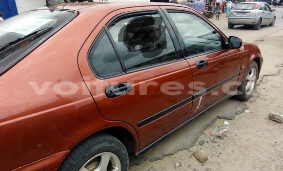 Acheter Occasion Voiture Honda Civic Rouge à Abidjan, Abidjan