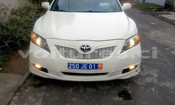 Acheter Occasion Voiture Toyota Camry Blanc à Abidjan, Abidjan