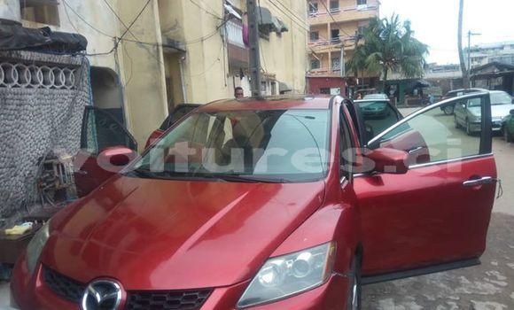 Acheter Occasion Voiture Mazda CX–7 Rouge à Abidjan, Abidjan