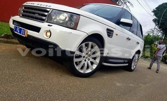 Acheter Occasion Voiture Land Rover Range Rover Blanc à Abidjan, Abidjan