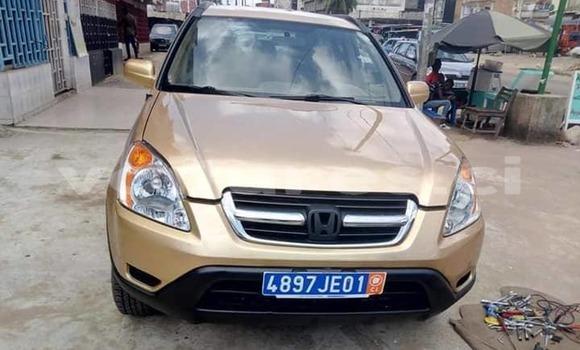 Acheter Occasion Voiture Honda CR–V Beige à Abidjan, Abidjan