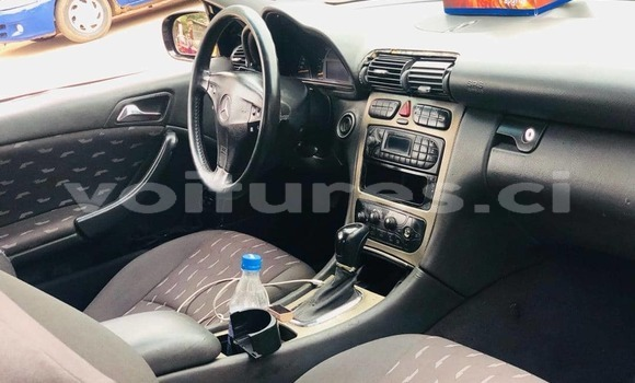 Acheter Occasion Voiture Mercedes Viano Noir à Abidjan, Abidjan