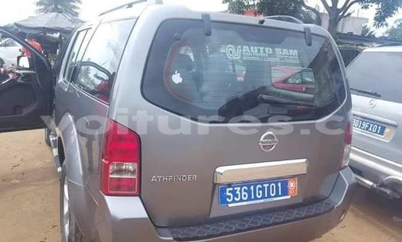 Acheter Occasion Voiture Nissan Pathfinder Gris à Abidjan, Abidjan