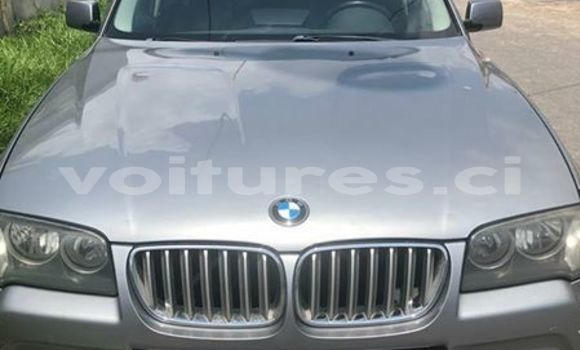 Acheter Occasion Voiture BMW X3 Gris à Abidjan, Abidjan