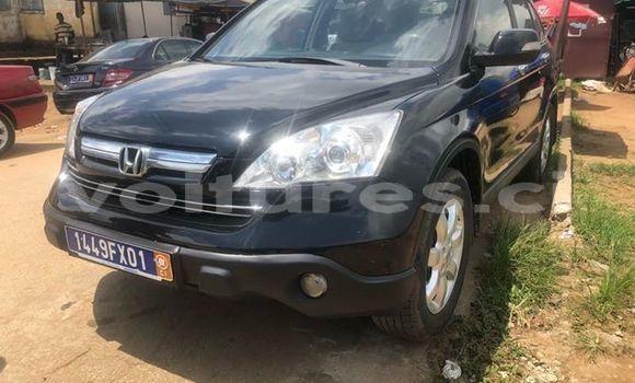 Acheter Occasion Voiture Honda CR–V Noir à Abidjan, Abidjan