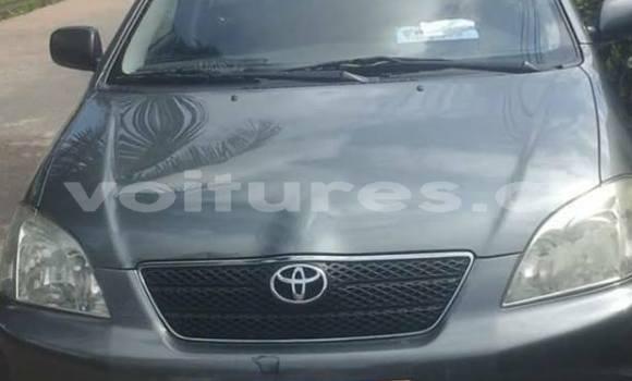 Acheter Occasion Voiture Toyota Corolla Autre à Abidjan, Abidjan