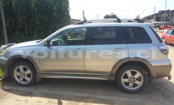 Acheter Occasion Voiture Mitsubishi Outlander Gris à Abidjan, Abidjan