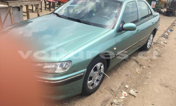 Acheter Occasion Voiture Peugeot 406 Vert à Abidjan, Abidjan