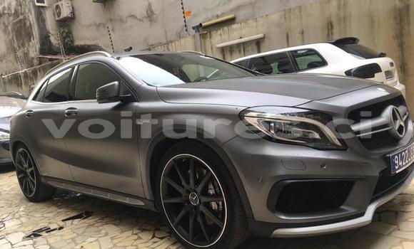 Acheter Occasion Voiture Mercedes‒Benz GLK–Class Noir à Abidjan, Abidjan