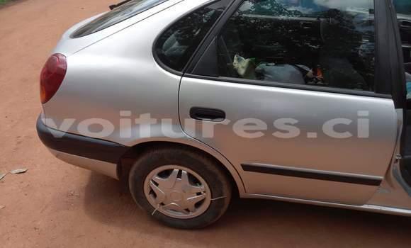 Acheter Occasion Voiture Toyota Corolla Gris à Yamoussoukro, Yamoussoukro