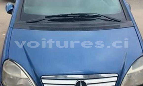 Acheter Occasion Voiture Mercedes‒Benz A–Class Bleu à Abidjan, Abidjan