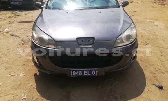 Acheter Occasion Voiture Peugeot 407 Autre à Abidjan, Abidjan