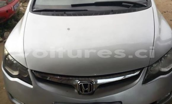 Acheter Occasion Voiture Honda Civic Gris à Abidjan, Abidjan